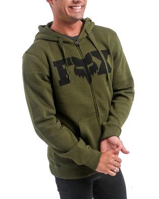 Legacy F Head X Zip Hoody
