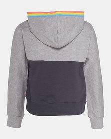 Big Girls (S-XL) Dolman Sleeve Pullover Hoodie