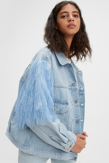Levi's® Made & Crafted Love Letter Trucker Jacket