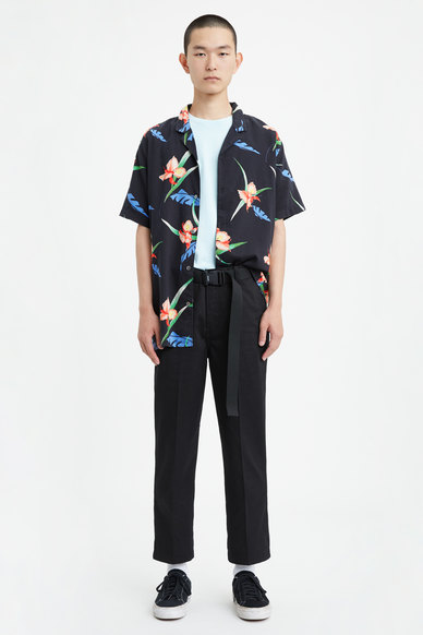 Levi's XX Chino Straight Cropped Pants