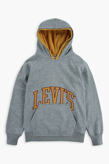 Big Boys (S-XL) Double Hood Pullover Hoodie