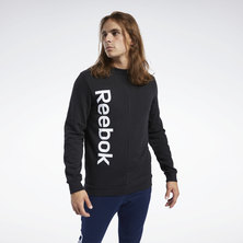Essentials Linear Logo Sweatshirt