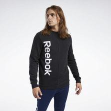 Essentials Linear Logo Sweatshirt