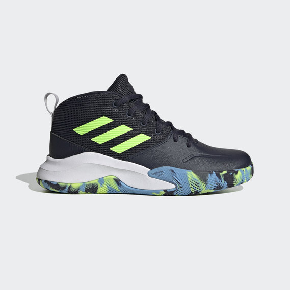 OWN THE GAME WIDE SHOES | adidas