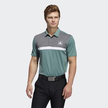 NOVELTY COLORBLOCK POLO SHIRT