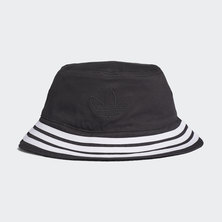 REVERSIBLE VELVET BUCKET HAT