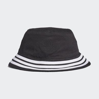 REVERSIBLE VELVET BUCKET HAT