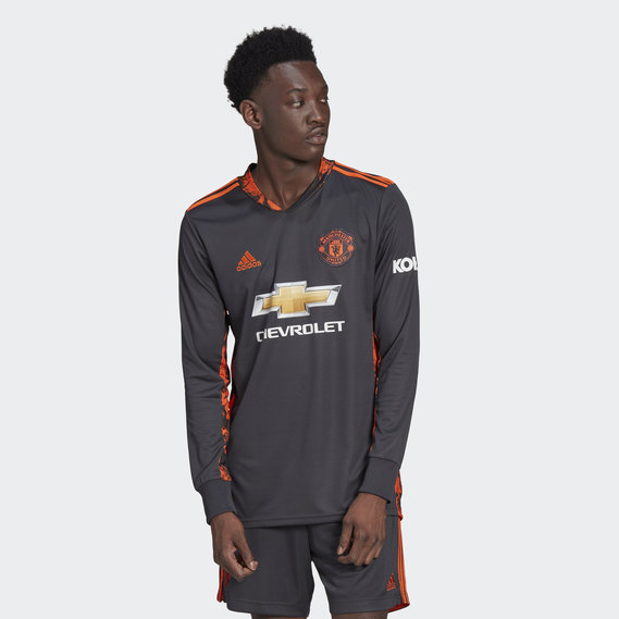 Manchester United 20 21 Home Goalkeeper Jersey Adidas