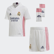 REAL MADRID 20/21 HOME MINI KIT