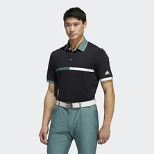 ULTIMATE365 3-STRIPES POLO SHIRT