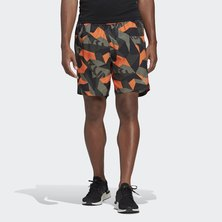 RUN IT CAMOUFLAGE SHORTS