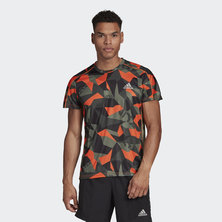 OWN THE RUN CAMOUFLAGE TEE