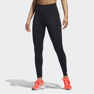 BELIEVE THIS 2.0 3-STRIPES MESH LONG TIGHTS