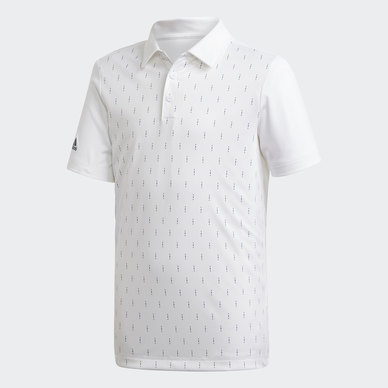 GRAPHIC PRINT POLO SHIRT