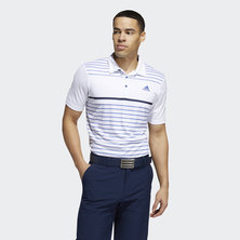 CORE NOVELTY STRIPED POLO SHIRT