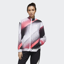 UNLEASH CONFIDENCE WOVEN TRACK TOP
