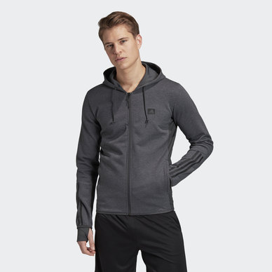 DESIGNED TO MOVE MOTION HOODED TRACK JACKET