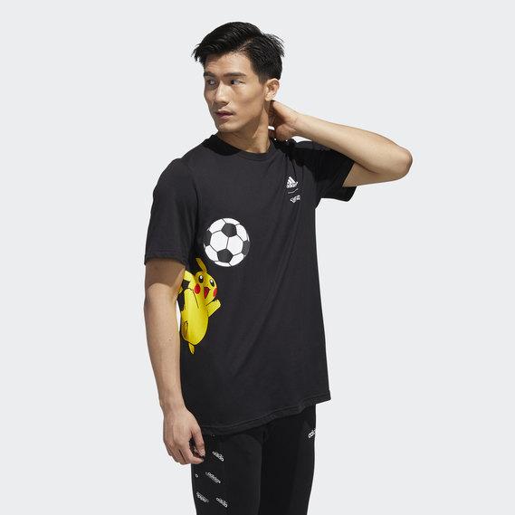 adidas pikachu shirt