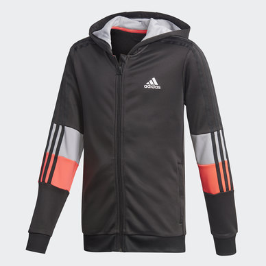 MUST HAVES AEROREADY 3-STRIPES FULL-ZIP HOODIE