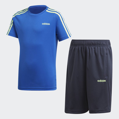 3-STRIPES SHORT SET