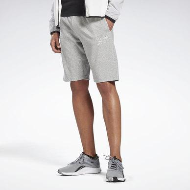 Melange Shorts