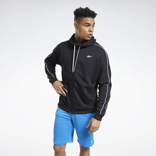 Workout Ready Full-Zip Hoodie