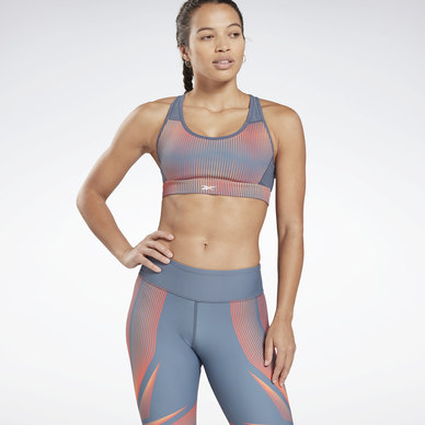 Hero Medium-Impact Racer Bra