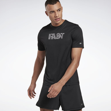 Run Essentials Run Fast Tee