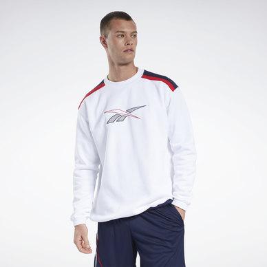 Team Sports Crew Sweatshirt