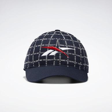 Checks and Stripes Cap