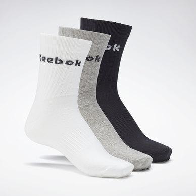 Active Core Crew Socks 3 Pairs