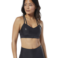 Hero Strappy Medium-Impact Padded Bra