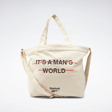 It'S A Man'S World Tote Bag