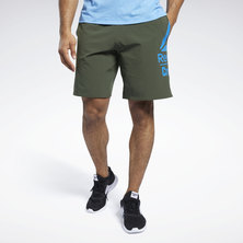 Epic Base Large Branded Shorts