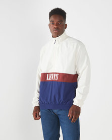 Levi's® Men's Marina 1/2 Zip Up Anorak Jacket