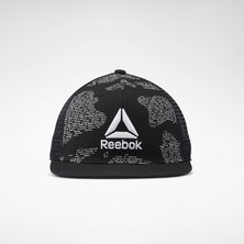 Graphic Flat Peak Cap