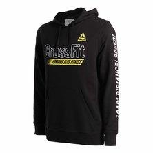 CrossFit® Forging Elite Fitness Graphic Hoodie Black