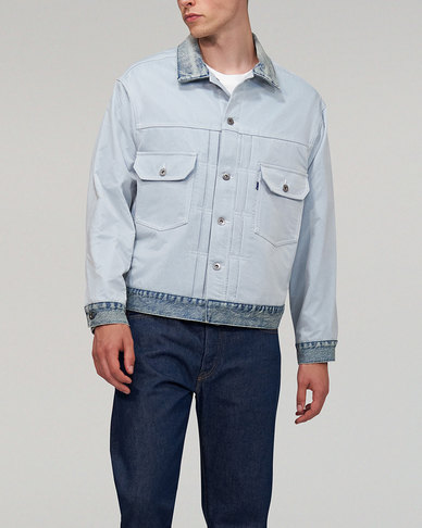 Levi's® Made & Crafted® Oversized Type 2 Trucker