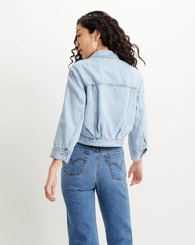 Levi's® Women's Loose Sleeve Trucker Jacket