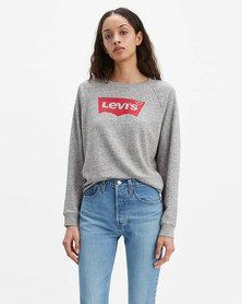 Levi's® Women's Logo Relaxed Crewneck Sweatshirt