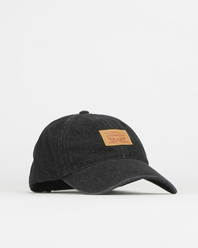 Levi's® Men's Two Horse Logo Patch Denim Cap