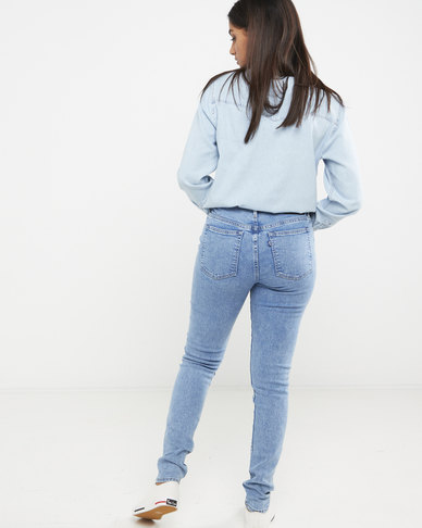 Levi's® Made & Crafted® 721 High Rise Skinny