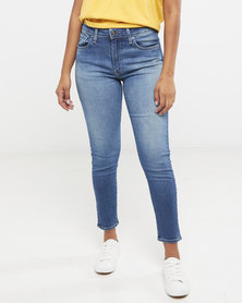 Levi's® Made & Crafted® 721 High Rise Ankle Skinny Jeans