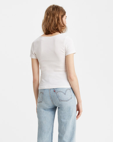 Levi's® Women's Honey Short Sleeve Shirt