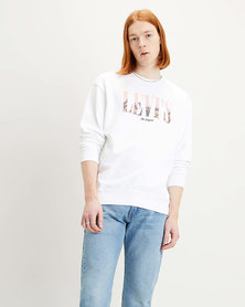 Levi's® Men's Relaxed T2 Graphic Crewneck Sweatshirt