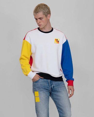 Levi's® Men's X Lego Men's Relaxed Crewneck Sweatshirt