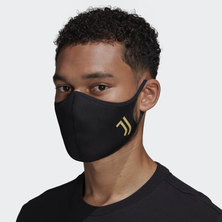 JUVENTUS FACE COVERS M/L 3-PACK