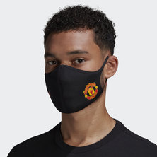 MANCHESTER UNITED FACE COVERS M/L 3-PACK