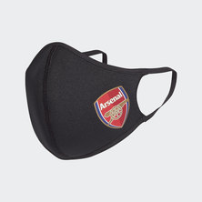 ARSENAL FACE COVERS XS/S 3-PACK