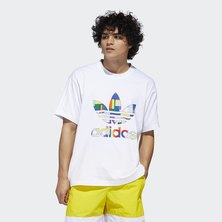 PRIDE FLAG FILL TEE (GENDER NEUTRAL)